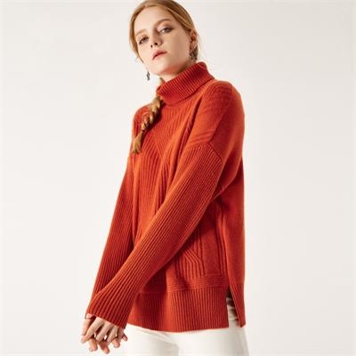 秋冬鄂尔多斯市乐动体育app咋样女士新款打底短款毛衣图片款式GQ2435